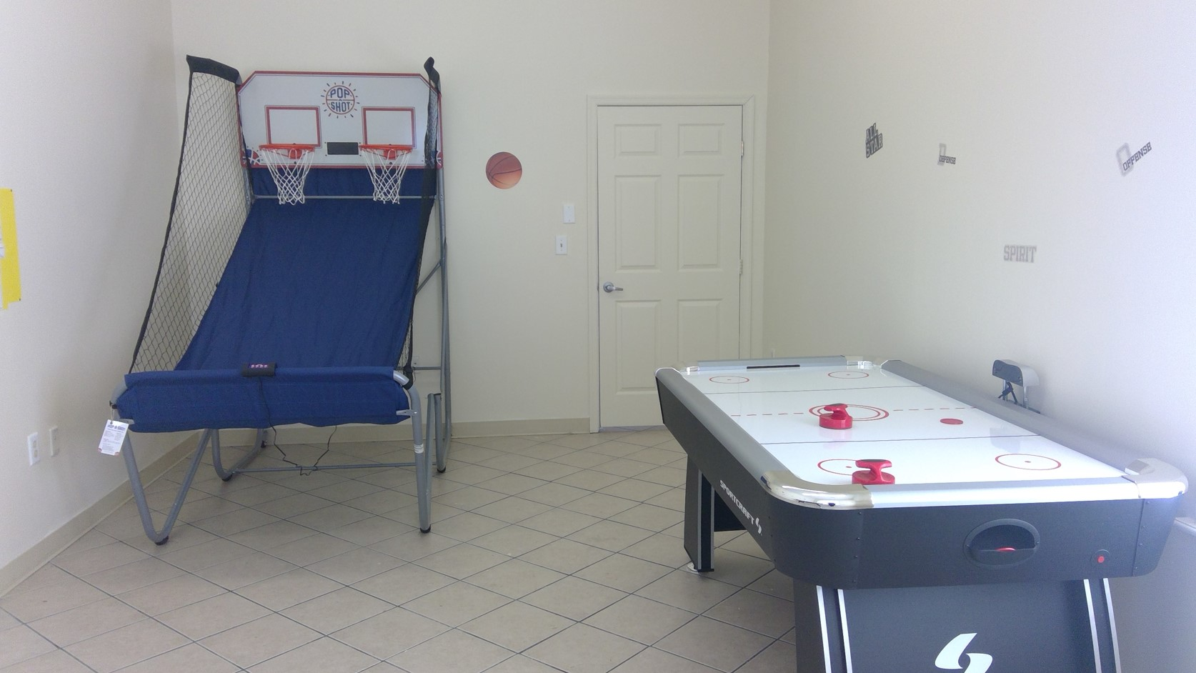 kids party venue game room
